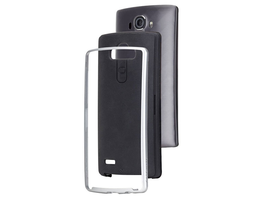Case-Mate Slim Tough Case - Rugged LG G4 hoesje
