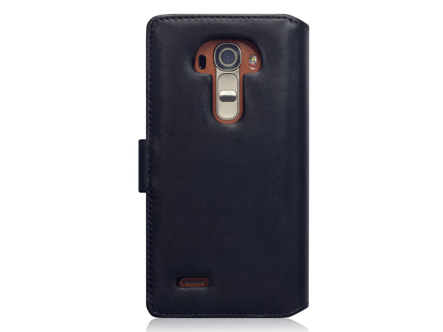 CaseBoutique Leather Wallet Case - LG G4 hoesje