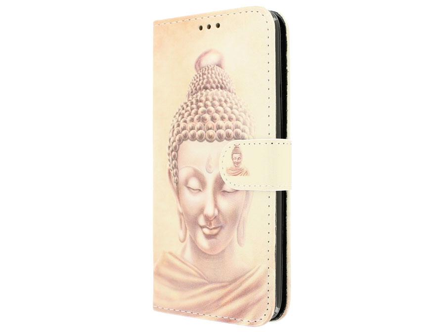 Boeddha Bookcase - LG G5 hoesje Goud