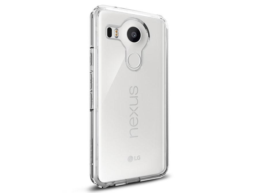 spigen nexus 5 template - spigen ultra hybrid case lg nexus 5x hoesje
