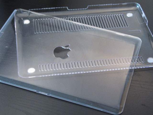 Crystal Case voor Unibody MacBook (Pro) 13