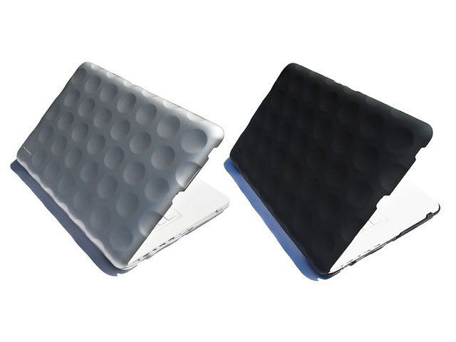 Hard Candy Stealth Shell voor Unibody MacBook 13