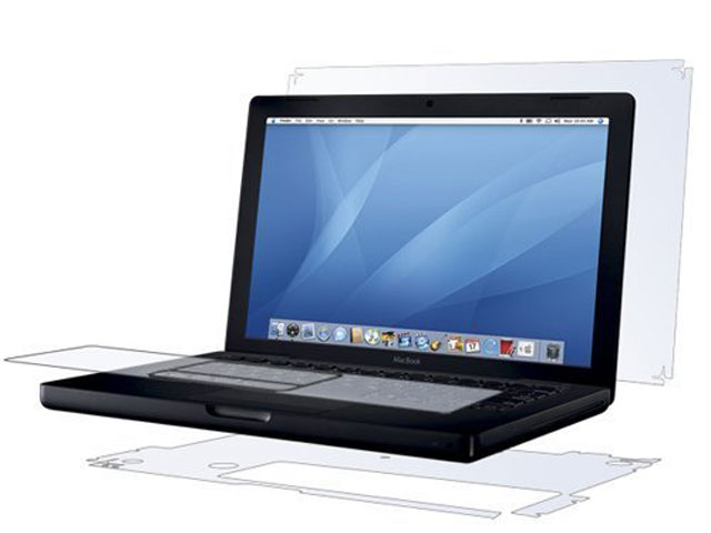 Case-Mate Clear Armor voor MacBook 13