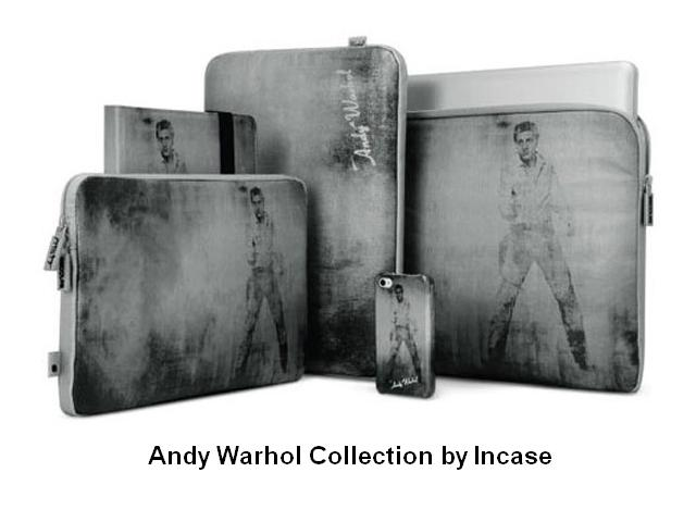 Andy Warhol Collection by Incase: Elvis Presley Sleeve (15,4'')