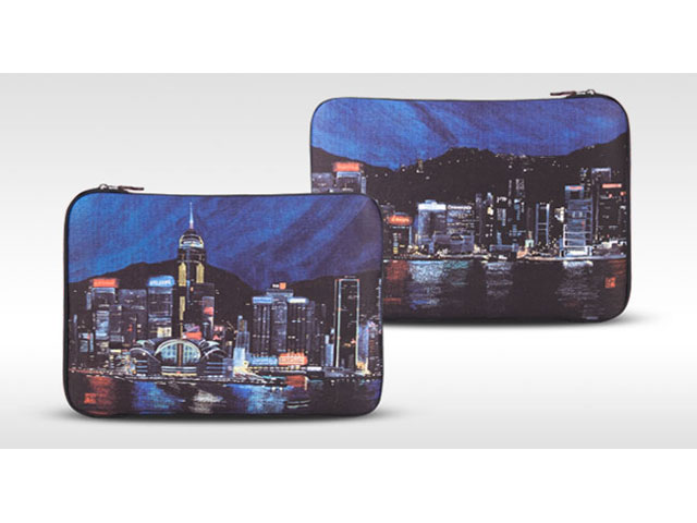be.ez La Robe HongKong by Night Sleeve 13 inch Air