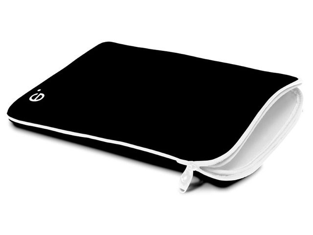be.ez La Robe Black & White Sleeve - MacBook Air & Pro Retina 13 inch