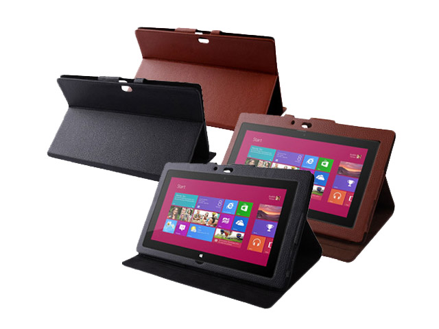 Classic Cinema Stand Case Hoes voor Microsoft Surface RT