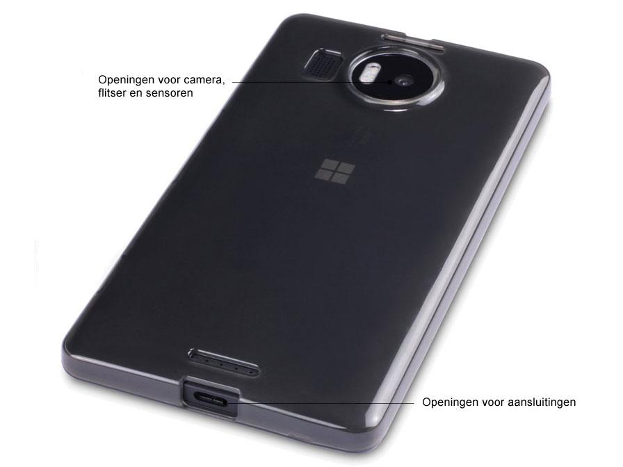 TPU Soft Case   Microsoft Lumia 950 XL hoesje