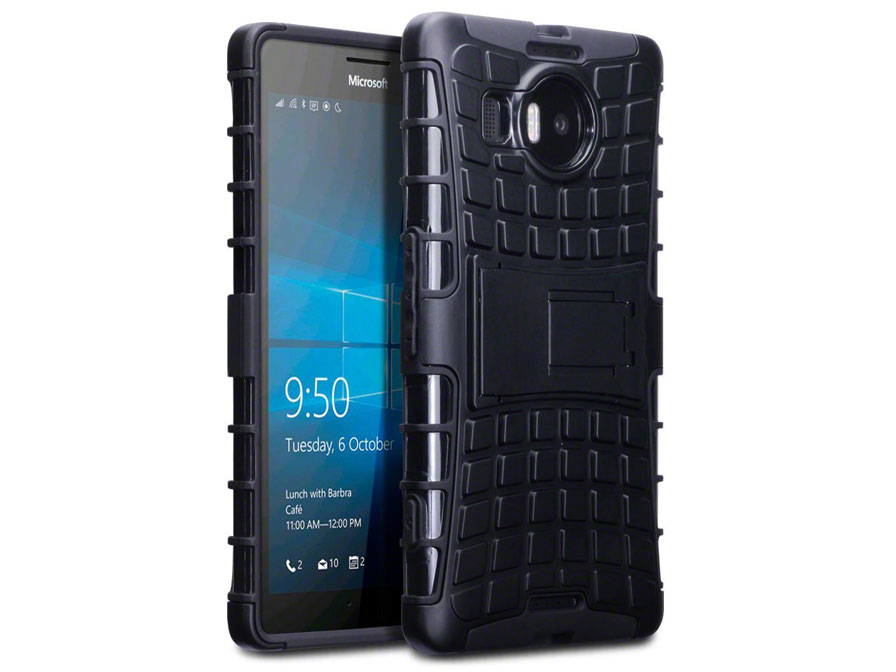 Rugged Case | Microsoft Lumia 950 XL hoesje