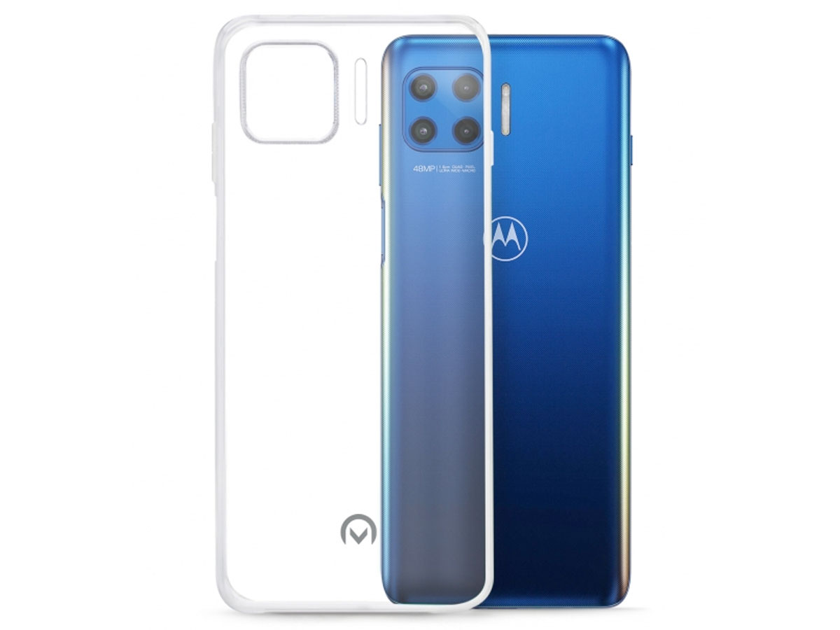 Mobilize Clear TPU Case - Motorola Moto G 5G hoesje Transparant