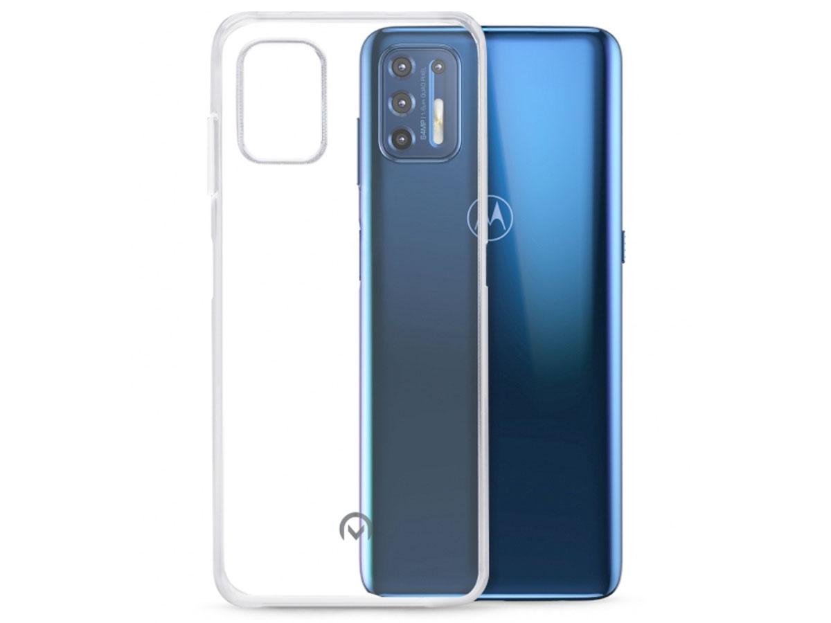 Mobilize Clear TPU Case - Motorola Moto G9 Plus hoesje Transparant