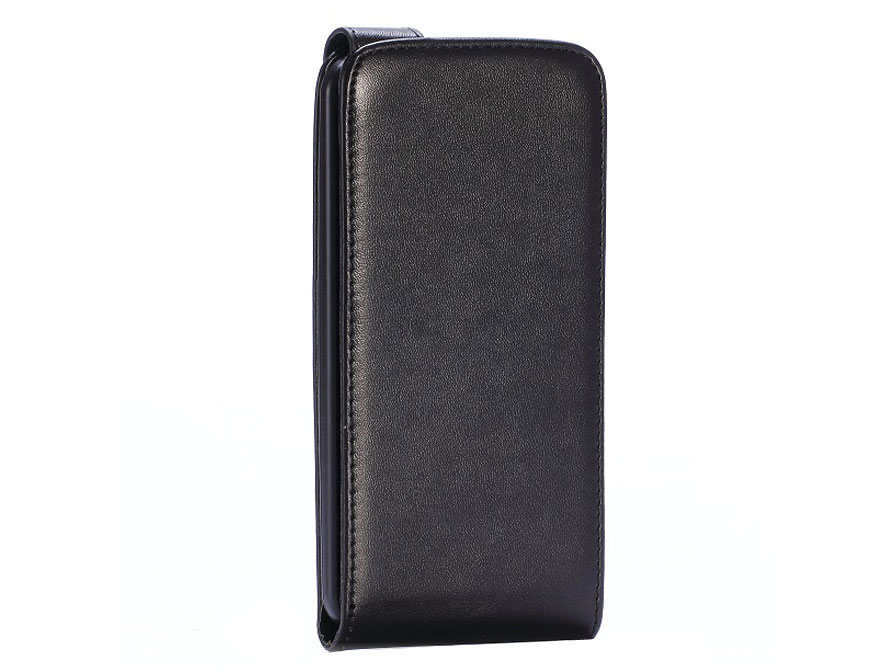 Business Leather Flip Case - Motorola Nexus 6 hoesje