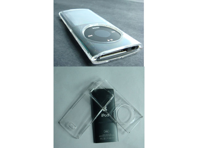 Crystal Case voor iPod Nano 4G