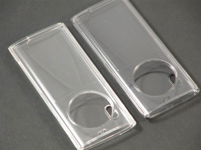 Crystal Case voor iPod Nano 5G