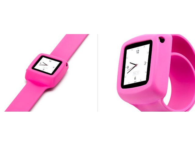 Griffin Slap Retro-Style Watch Band Case voor iPod nano 6G