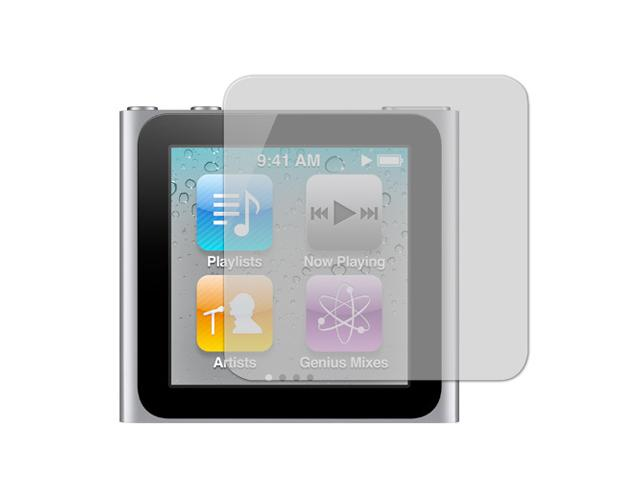 Anti-Fingerprint Screenprotector voor iPod nano 6G