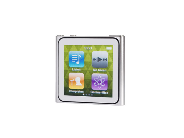 Artwizz ScratchStopper Mirror voor iPod Nano 6G
