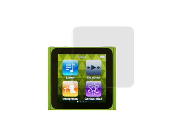 Artwizz ScratchStopper voor iPod Nano 6G
