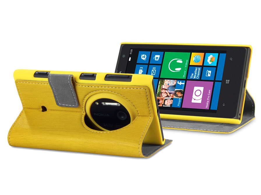 Covert UltraSlim Book Case - Nokia Lumia 1020 Hoesje