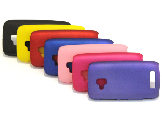 Color Series Hard Case - Nokia Lumia 610 Hoesje