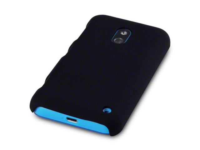 CaseBoutique Frosted Hard Case Hoesje voor Nokia Lumia 620