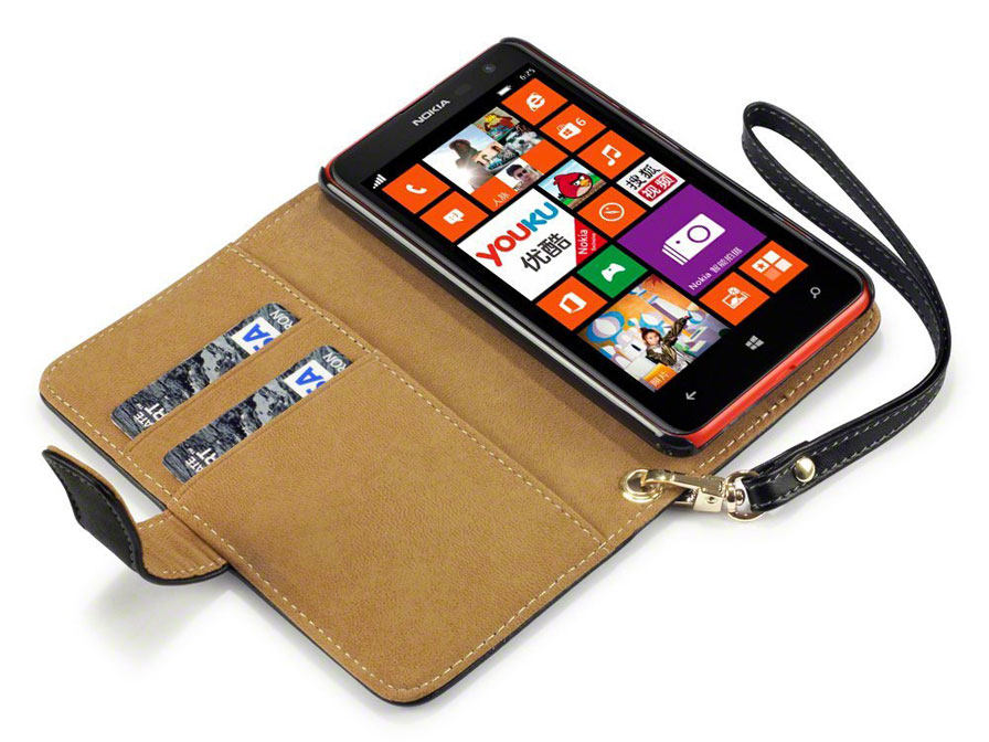 CaseBoutique Wallet Case - Nokia Lumia 625 Hoesje