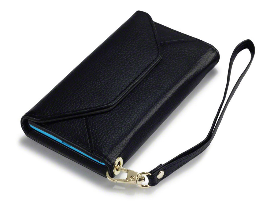 Covert Trifold Purse Wallet Case voor Nokia Lumia 720