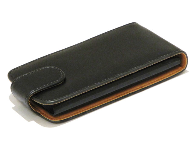 Classic Leather Case voor Nokia Lumia 800