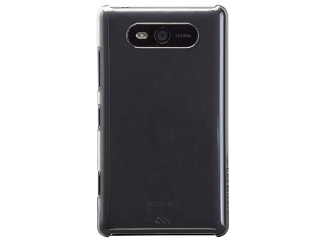 Case-Mate Barely There Crystal - Nokia Lumia 820 Hoesje