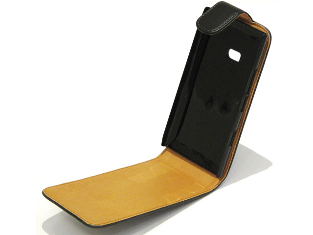 Classic Leather Case voor Nokia Lumia 900