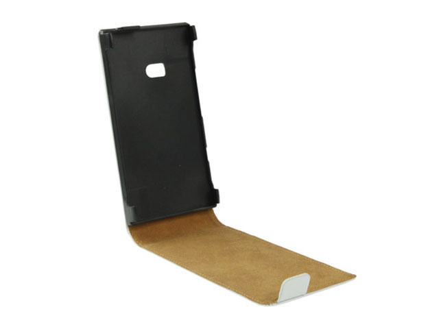 Exclusive Flip Case - Nokia Lumia 900 Hoesje