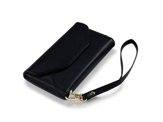 Covert Trifold Purse Wallet Case voor Nokia Lumia 920