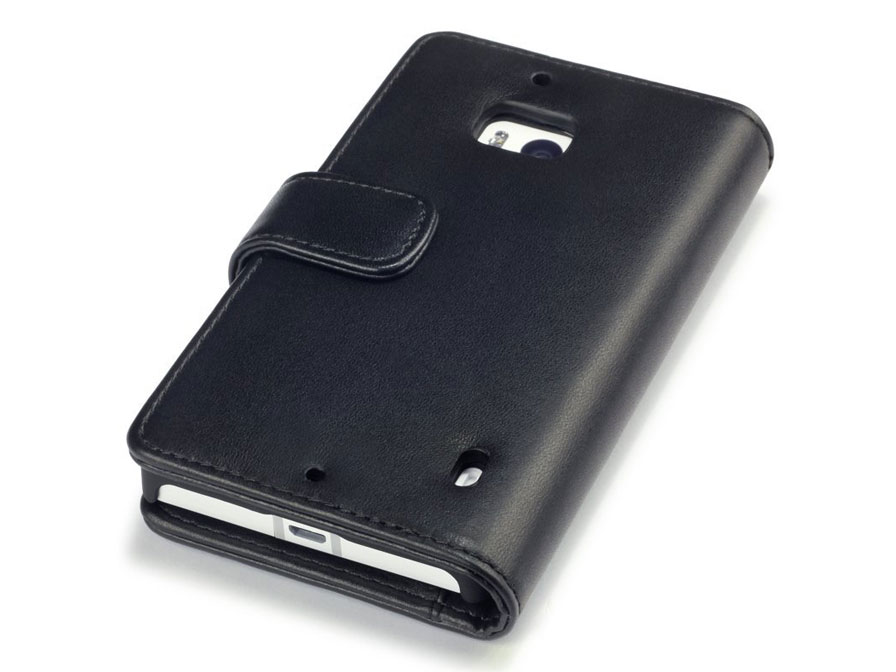 CaseBoutique Leather Wallet Case - Nokia Lumia 930 Hoesje