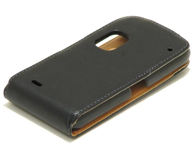 Classic Leather Case voor Nokia E7