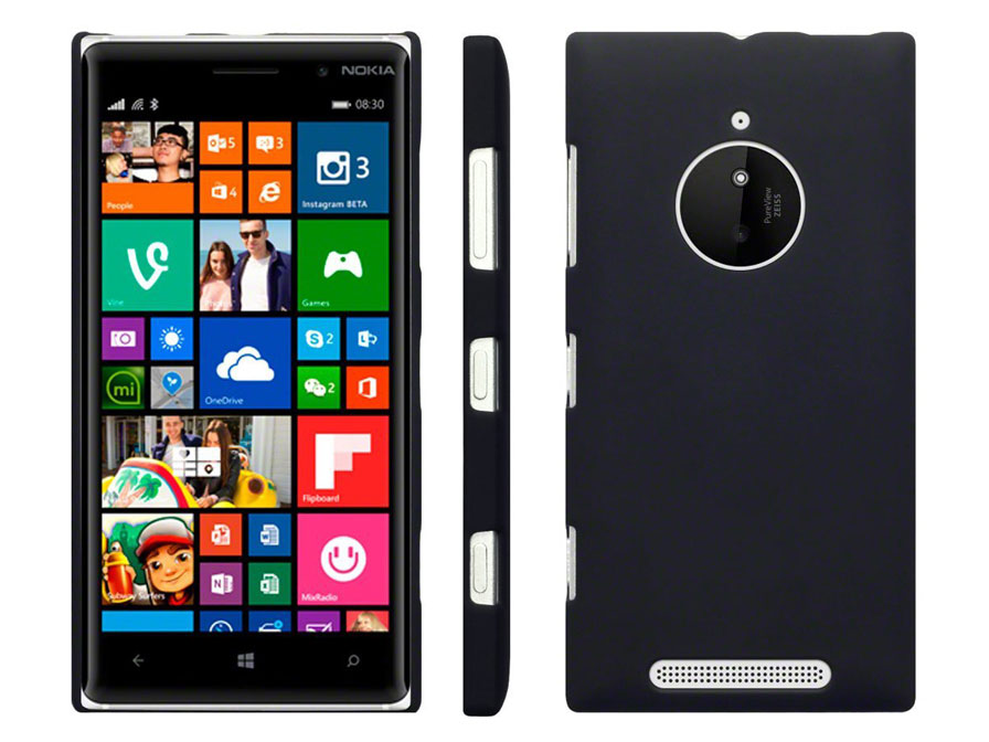 CaseBoutique Frosted Hard Case - Nokia Lumia 830 Hoesje