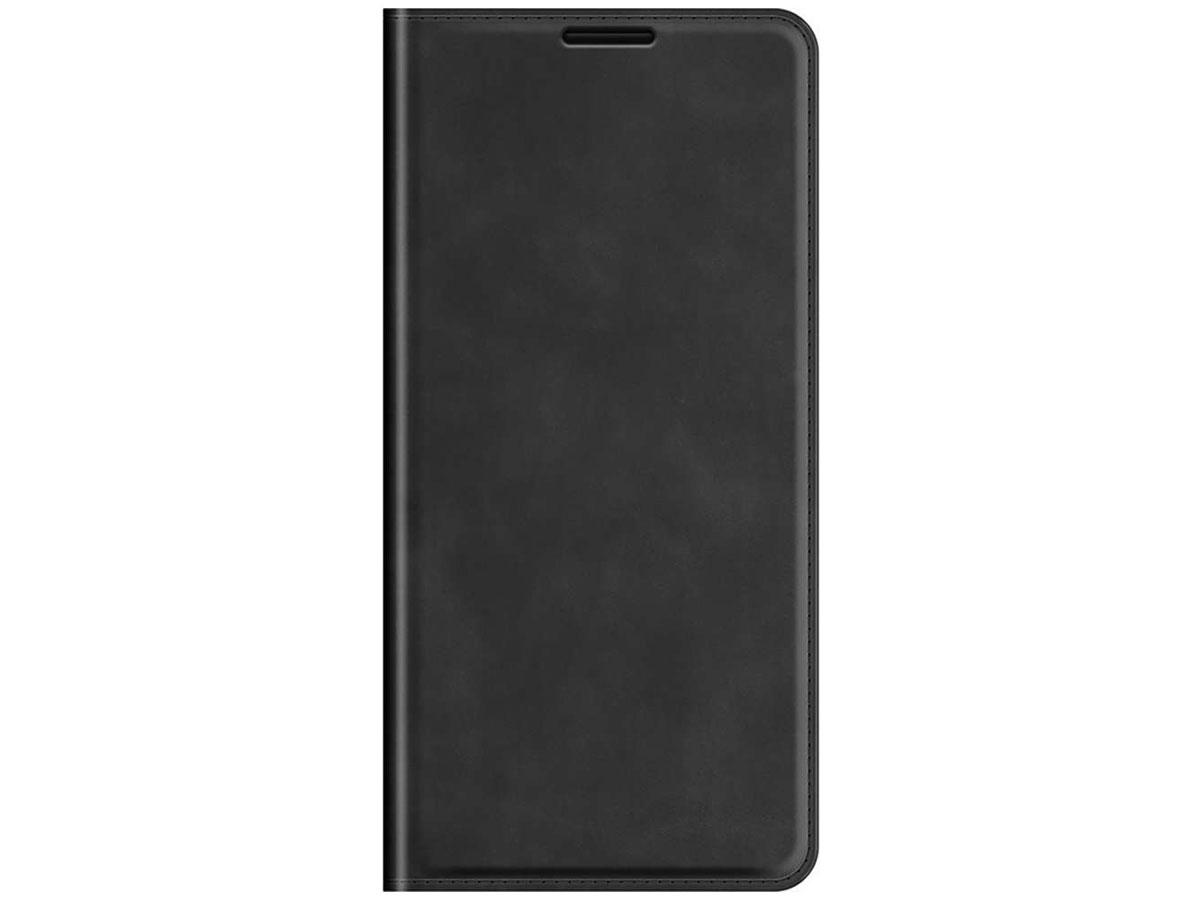 Just in Case Magnetic BookCase Zwart - Nokia XR20 hoesje