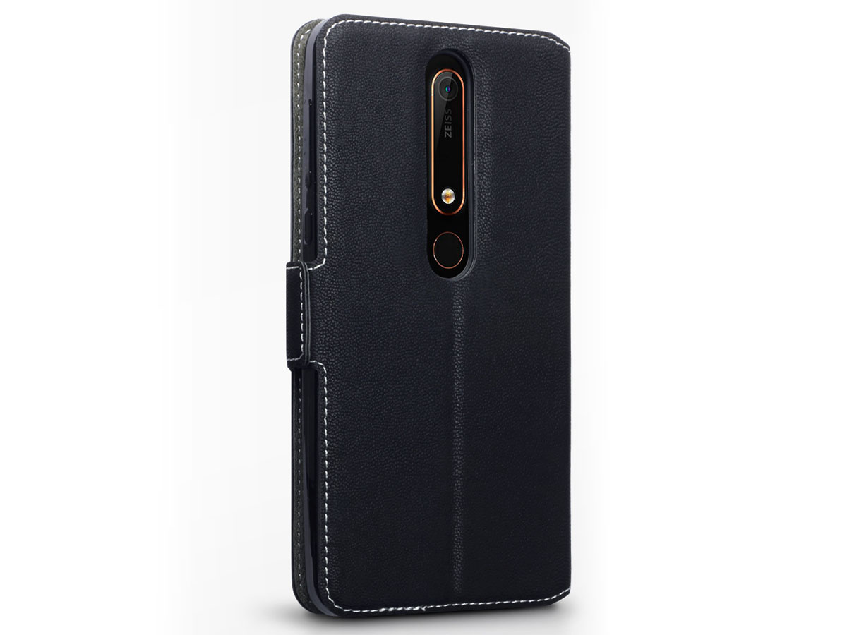 CaseBoutique UltraSlim Wallet - Nokia 6.1 2018 Hoesje