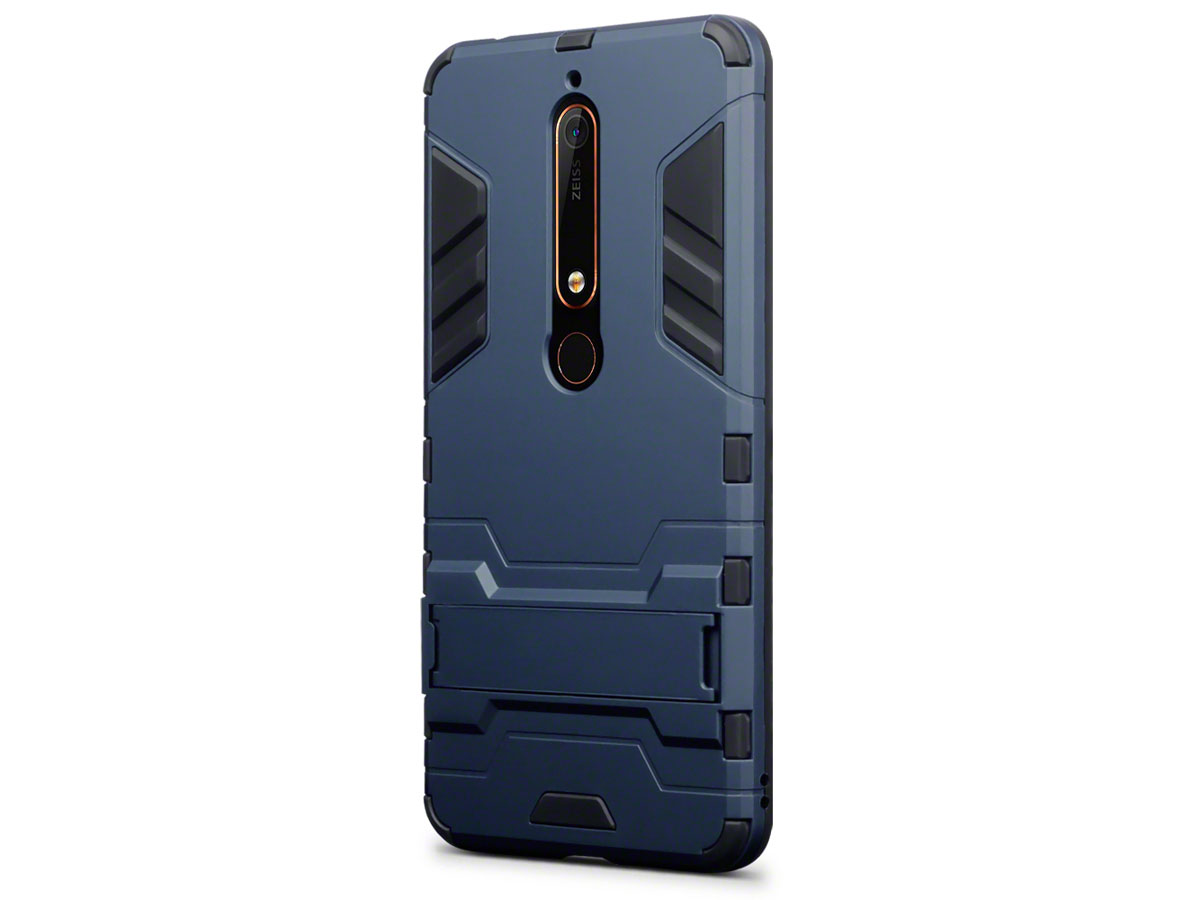 CaseBoutique Dual Layer Case - Nokia 6.1 2018 Hoesje