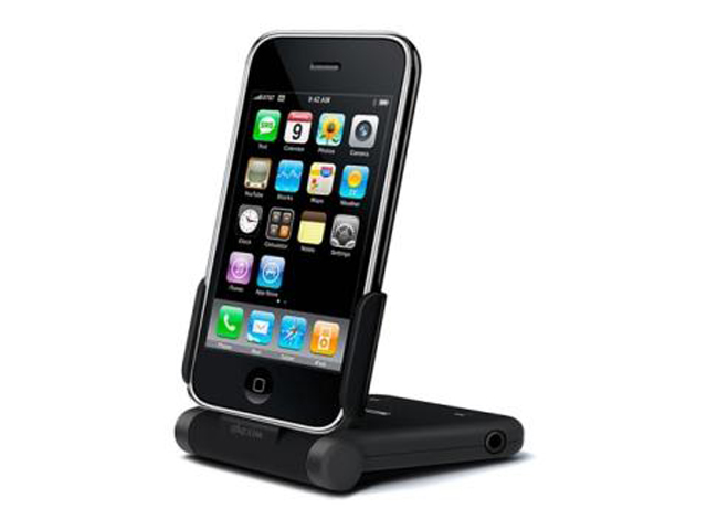 Dexim P-Flip Powerbank en Dock voor iPhone & iPod touch