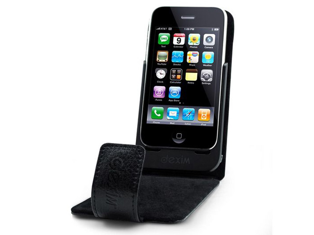 Dexim BluePack S4 Accu Case voor iPhone 3G/3GS