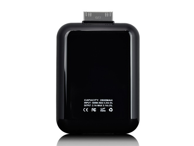 Externe Accu 2800mAh voor iPod, iPhone & iPad