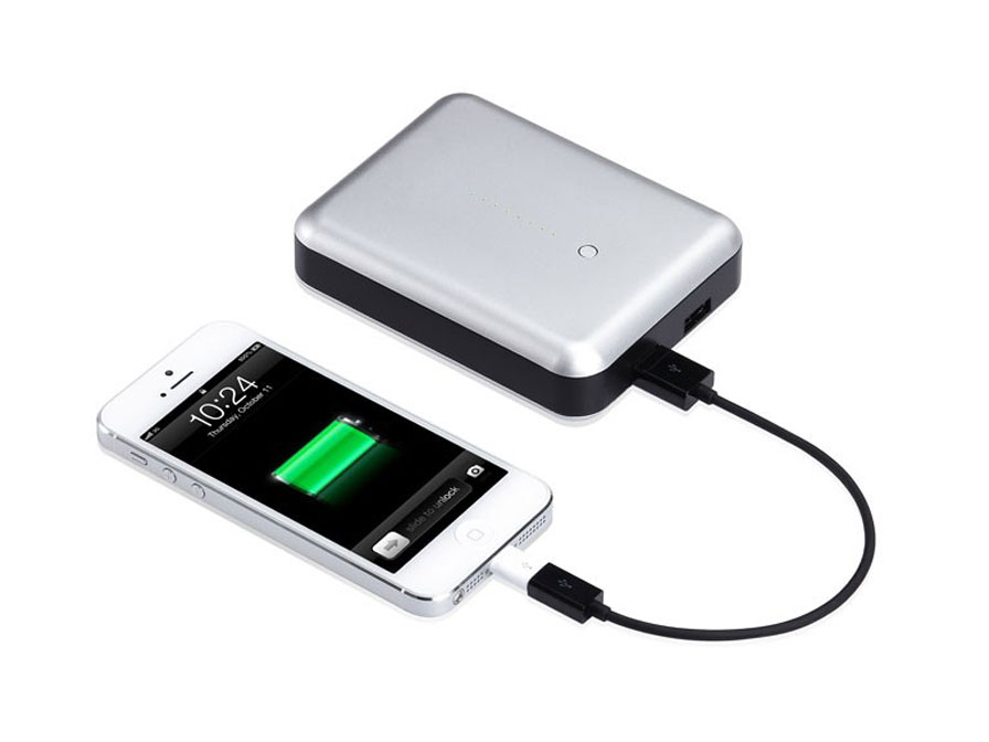 Just Mobile Gum Max Duo Powerbank van 11200mAh (2.1A)