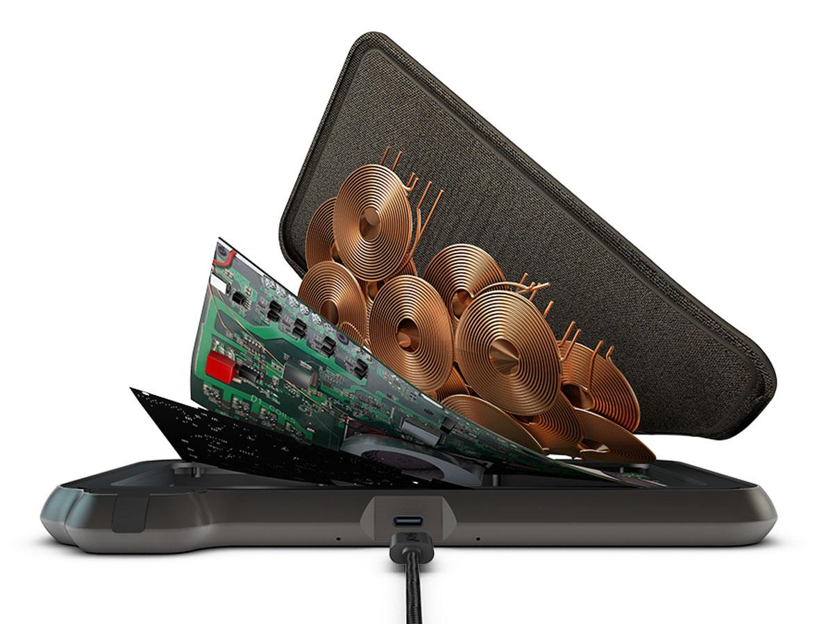 Zens Liberty 16 Coil Wireless Charger - Ultiem Draadloos Laden!