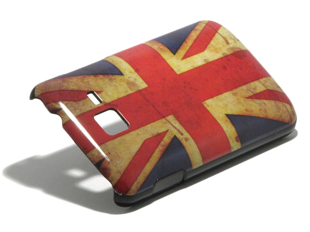 Great Brittain Vintage Flag Case Samsung Galaxy TXT (B5510)