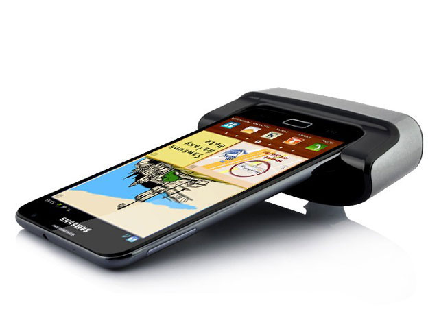 Design Dock Cradle voor Samsung Galaxy Note N7000