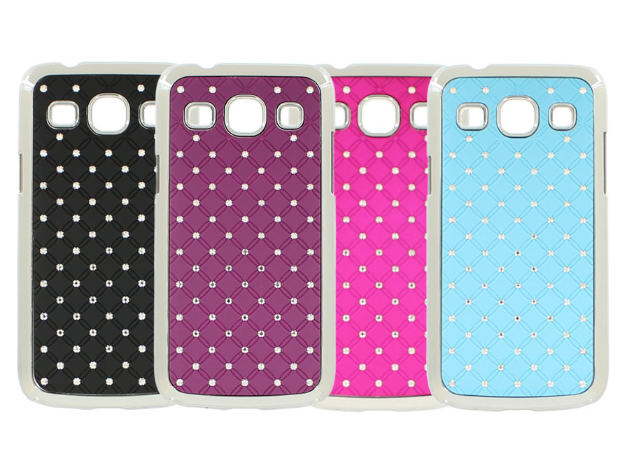 Diamond Deluxe Case - Samsung Galaxy Core Plus hoesje