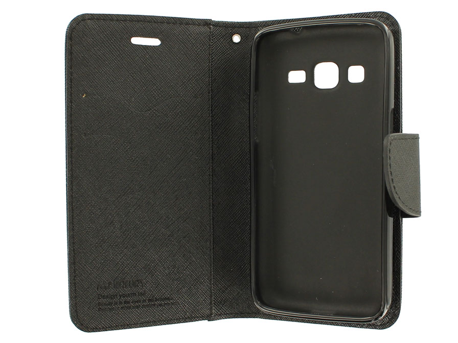 Wallet Bookcase - Samsung Galaxy Express 2 G3815 Hoesje