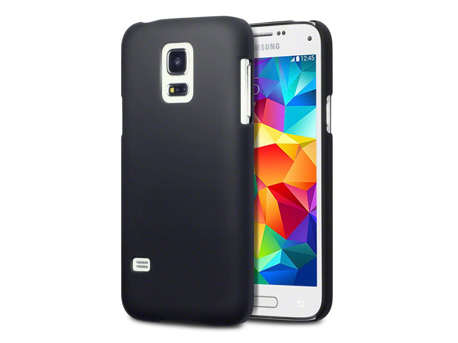 CaseBoutique Frosted Hard Case - Hoesje voor Samsung Galaxy S5 Mini