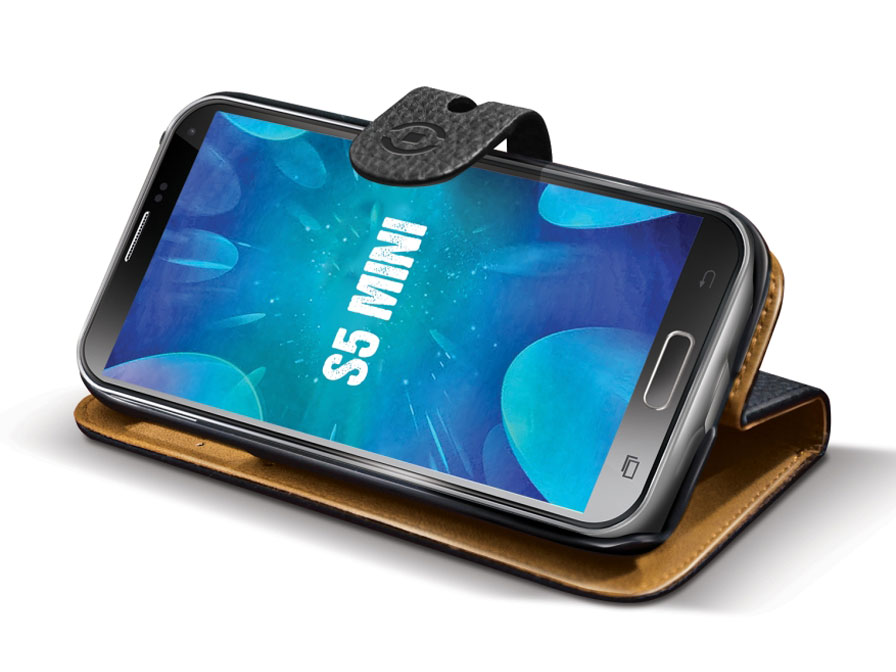 Celly AMBO - Samsung Galaxy S5 Mini hoesje met uitneembare case