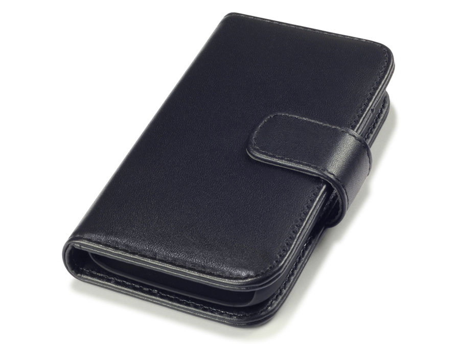 CaseBoutique Leather Wallet Case - Samsung Galaxy Ace 4 hoesje